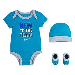 Infant Nike New To The Team 3-Piece Set