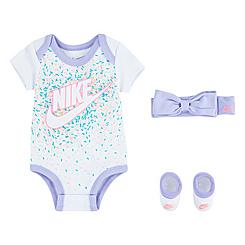 Girls' Infant Nike 3-Piece Sprinkles Box Set
