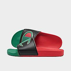 Big Kids' Champion IPO Split Slide Sandals