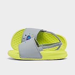 Girls' Toddler Champion IPO Circular Slide Sandals
