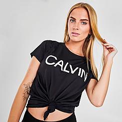 Women's Calvin Klein Logo T-Shirt