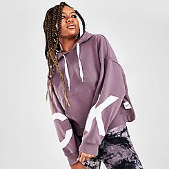 Women's Calvin Klein Jumbo CK Hoodie