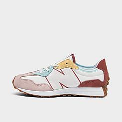 Girls' Little Kids' New Balance 327 Casual Shoes