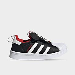 Boys' Little Kids' adidas Originals Disney Mickey Mouse Superstar 360 Casual Shoes