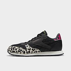 Big Kids' Reebok Classic Leather Casual Shoes