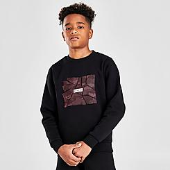 Boys' Rascal Cannon Crewneck Sweatshirt