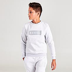 Boys' Rascal Acrux Fleece Crewneck Sweatshirt