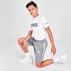 Boys' Rascal Elite Stripe Shorts