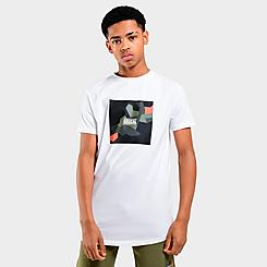 Boys' Rascal Camo Pop Box T-Shirt