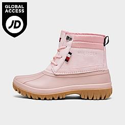 Girls' Little Kids' Tommy Hilfiger Duck Boots