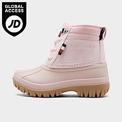 Girls' Toddler Tommy Hilfiger Duck Boots