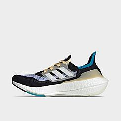 Women's adidas UltraBOOST 21 Recycled Primeblue Running Shoes