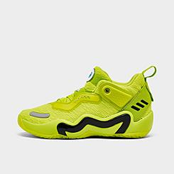 Little Kids' adidas x Monsters, Inc. D.O.N. Issue #3 Basketball Shoes