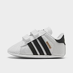 Infant adidas Originals Superstar Crib Shoes