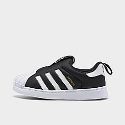 Kids' Toddler adidas Originals Superstar 360 Slip-On Casual Shoes