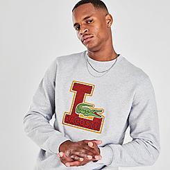 Men's Lacoste Collegiate Crewneck Sweatshirt