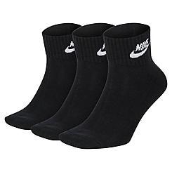 Nike Everyday Essential Ankle Socks (3-Pack)