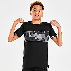 Boys' Sonneti Bondi Camo T-Shirt