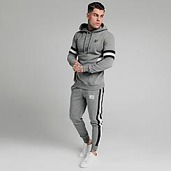 Men's SikSilk Muscle Fit Jogger Pants
