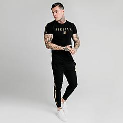 Men's SikSilk Prestige Fitted Jogger Pants