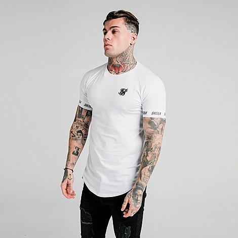 Siksilk T-shirts SIKSILK MEN'S RAGLAN TECH T-SHIRT