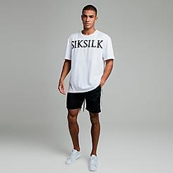 Men's SikSilk Taped Cali Shorts