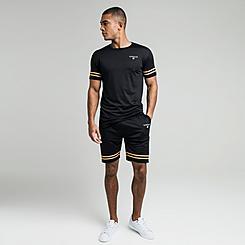 Men's SikSilk Mesh Gym Shorts