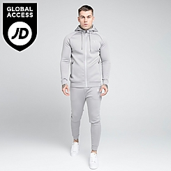 Men's SikSilk Cuffed Jogger Pants