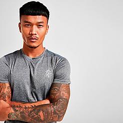 Men's Gym King Split Core Poly T-Shirt