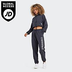 Women's SikSilk x Space Jam Jogger Pants
