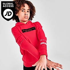 Boys' Supply & Demand Barrier Pullover Hoodie