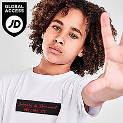 Boys' Supply & Demand Barrier T-Shirt