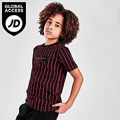 Boys' Supply & Demand Alley Stripe T-Shirt