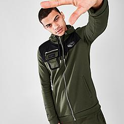 Men's Supply & Demand Rupture Full-Zip Hoodie