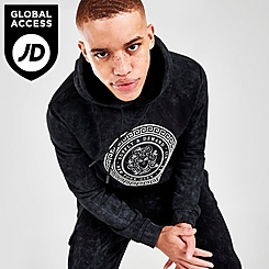 Men's Supply & Demand Acid Snake Hoodie