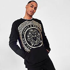 Men's Supply & Demand Freeze Crewneck Sweatshirt