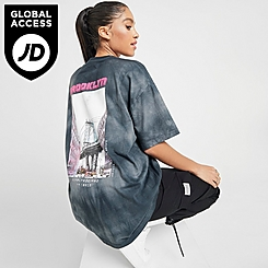 Women's Supply & Demand Brooklyn Tie-Dye T-Shirt