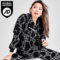 Women's Supply & Demand Paisley Hoodie