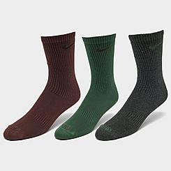Men's Nike Everyday Plus Lightweight Training Crew Socks (3 Pack)