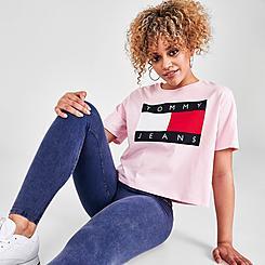 Women's Tommy Hilfiger Flag T-Shirt