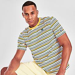 Men's Champion Yarn-Dye Stripe T-Shirt