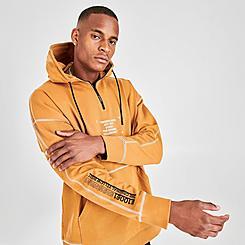 Men's Timberland Workwear Half-Zip Hoodie