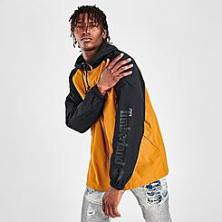Men's Timberland Full-Zip Windbreaker Jacket