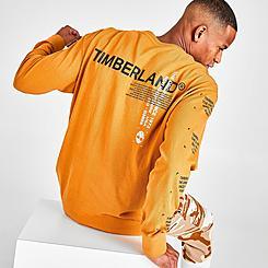Men's Timberland Graphic Long-Sleeve T-Shirt
