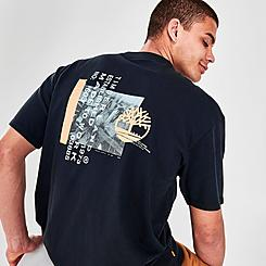 Men's Timberland Back Graphic T-Shirt