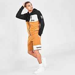 Men's Timberland Colorblock Fleece Shorts