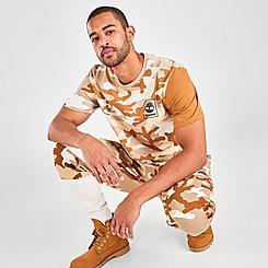 Men's Timberland Desert Camo T-Shirt