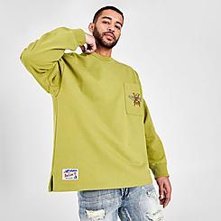 Men's Timberland x Bee Line Crewneck Sweatshirt