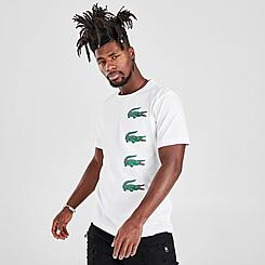 Men's Lacoste SPORT Crocodile Print T-Shirt