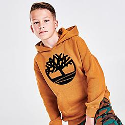 Boys' Timberland Smith Pullover Hoodie